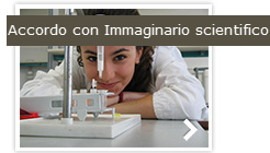 Accordo con Immaginario scientifico